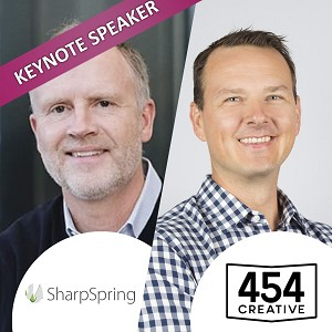 Paul Bresenden and Chip House: Speaking at the Marketing & Advertising Expo US
